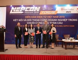 Cơ hội vàng cho doanh nghiệp điện tử tại Triển lãm quốc tế NEPCON 2019