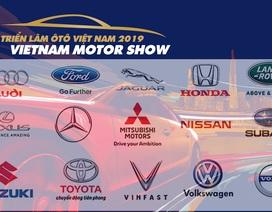 VinFast đột ngột tham gia triển lãm Vietnam Motor Show 2019 vào phút cuối