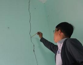 Hàng loạt nhà dân nứt toác vì doanh nghiệp nổ mìn khai thác đá tại Bình Định