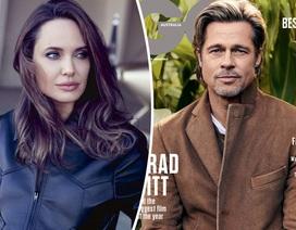 Angelina Jolie và Brad Pitt hoàn toàn đối lập về hướng đi sau ly hôn