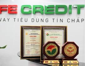 FE Credit lọt top 10 hàng việt tốt vì quyền lợi người tiêu dùng 2019