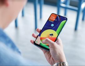 Thiết kế độc đáo, chụp ảnh đẳng cấp - Galaxy A50s trở thành lựa chọn lý tưởng của giới trẻ