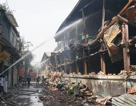 """Bất ngờ với những thông tin """"lộ sáng"""" tại Rạng Đông sau vụ cháy"""