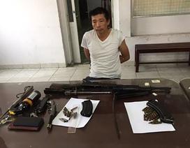 Mang súng K56 cùng 29 viên đạn đi bán thì gặp… cảnh sát hình sự