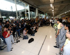Đội tuyển Thái Lan được thưởng gần 7 tỷ đồng sau chiến thắng trước Indonesia