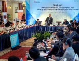 """Phó Chủ tịch UBND TPHCM: """"Muốn đô thị thông minh phải sớm nghiên cứu kết nối"""""""
