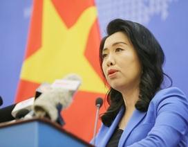 Thêm tàu Trung Quốc xâm phạm vùng đặc quyền kinh tế của Việt Nam