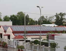 Lắp đặt điện mặt trời mái nhà: Cần sớm có qui định giá mua điện mới