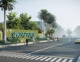 The Spring Town – không gian sống chất thỏa mãn nhu cầu dân cư tại trung tâm Xuân Mai