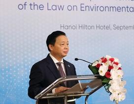 Bộ trưởng Trần Hồng Hà: Môi trường không khí ở Rạng Đông đã ở ngưỡng an toàn