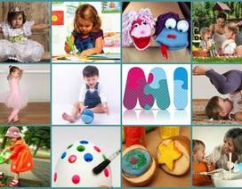 Những hoạt động kích thích sáng tạo cho trẻ nhỏ ở lứa tuổi mầm non