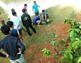 Đi chăn trâu phát hiện thi thể người đàn ông nổi trên mặt hồ