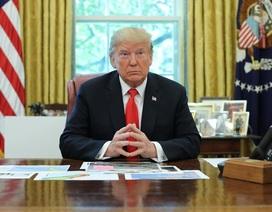 Tổng thống Trump lùi thời hạn tăng thuế lên 250 tỷ USD hàng hóa Trung Quốc