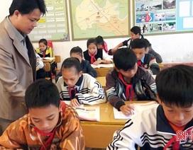 Cảm phục nhiều giáo viên khó khăn vẫn xung phong đi biệt phái