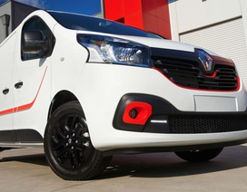 Mitsubishi cậy nhờ Renault để làm xe tải van
