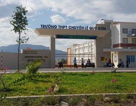 Ngôi trường ở Khánh Hòa có thí sinh lần đầu lọt vào trận chung kết năm Olympia