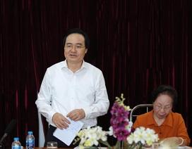 Bộ trưởng Phùng Xuân Nhạ: Sẽ thay đổi các khuôn mẫu truyền thống để xây dựng Xã hội học tập