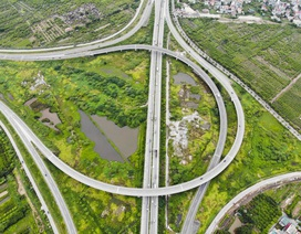 Những giao lộ khổng lồ thay đổi diện mạo cửa ngõ Thủ đô
