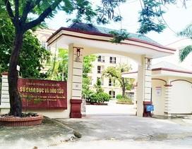 Đang xét xử vụ gian lận điểm thi THPT quốc gia ở Hòa Bình