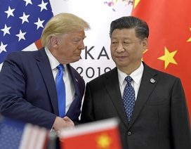 """""""Tia sáng cuối đường hầm"""" trong cuộc chiến thương mại Mỹ - Trung"""