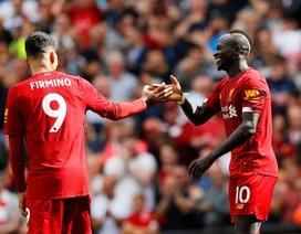 Mane, Salah giúp Liverpool thắng trận thứ năm liên tiếp