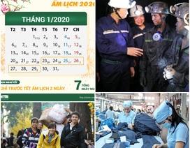 Chốt đề xuất lịch nghỉ Tết Canh Tý, tuổi hưu thợ hầm lò nên là 50 …