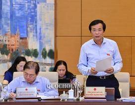 Đại biểu Quốc hội chỉ được mang quốc tịch Việt Nam