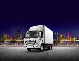 Foton M4 - Xe tải cao cấp thế hệ mới của liên doanh Daimler-Foton