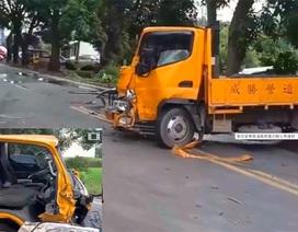 Nạn nhân người Việt thứ 2 trong vụ lật xe ở Đài Loan đã tử vong