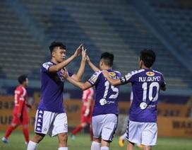 Quang Hải lập cú đúp, CLB Hà Nội lội ngược dòng thắng CLB Viettel