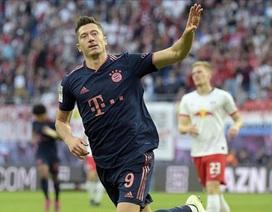 Lewandowski mở tỷ số sớm, Bayern Munich vẫn bị cầm hòa đầy thất vọng