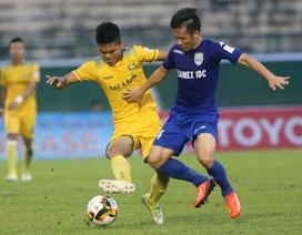 B.Bình Dương bất ngờ thua đậm SL Nghệ An ngay trên sân nhà