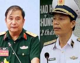 Thủ tướng bổ nhiệm 2 Phó Tổng Tham mưu trưởng Quân đội