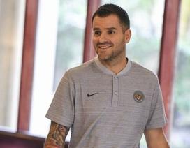 Liên đoàn bóng đá Indonesia chờ báo cáo của huấn luyện viên McMenemy