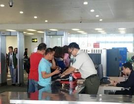 """Khách Hàn Quốc trộm tiền ở Nội Bài, bị """"tóm"""" ngay khi tới Cam Ranh"""