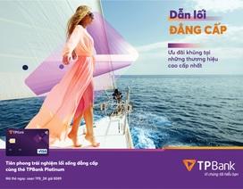 TPBank tiên phong trong ứng dụng công nghệ số cho sản phẩm thẻ