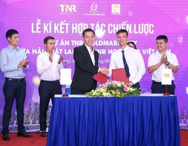 Hải Phát Land bắt tay TNR Holdings phân phối độc quyền dự án TNR Goldmark City