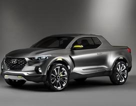 """Xe bán tải chưa ra thị trường, Hyundai đã """"đe"""" Ranger Raptor"""