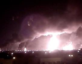"""Nguy cơ Trung Đông thành """"thùng thuốc súng"""" sau vụ tấn công rung chuyển Ả rập Xê út"""