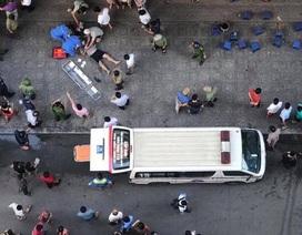 Bắt 2 nghi can gây ra vụ nổ gói bưu phẩm làm nhiều người bị thương ở Hà Nội