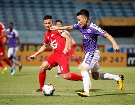 Quang Hải cảm động khi CĐV Hà Nội vẫn cổ vũ phía ngoài sân