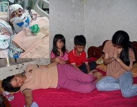 """Bố bất ngờ tử vong tại Đài Loan, 4 đứa con nháo nhác như """"bầy chim vỡ tổ"""""""