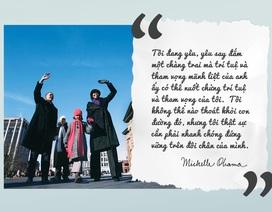 Tình yêu luôn tràn ngập trong trái tim Michelle và Barack (kỳ 3)