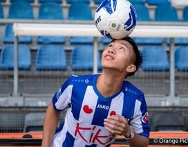 Từ Hà Lan, Đoàn Văn Hậu gửi lời chúc CLB Hà Nội chiến thắng tại AFC Cup