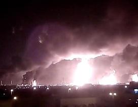 Vì sao Mỹ vội vàng đổ lỗi cho Iran vụ tấn công nhà máy dầu Ả rập Xê út?
