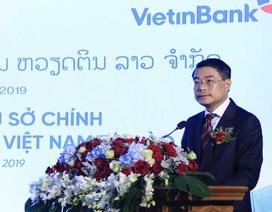 """Thống đốc Lê Minh Hưng: """"An cư lạc nghiệp"""", cam kết đầu tư lâu dài tại Lào"""