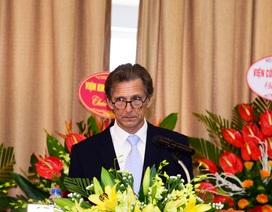 Lần đầu tiên Trường ĐH Việt Pháp có 2 hiệu trưởng cùng quản lý