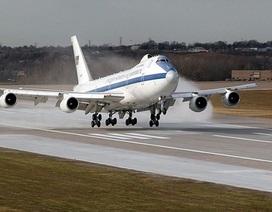 """Giải mã siêu máy bay """"Lầu Năm Góc trên không"""" của Mỹ"""