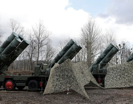 """Ông Putin chào hàng """"Rồng lửa"""" S-400 cho Ả rập Xê út"""