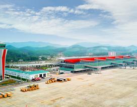 Bị sét đánh, Sân bay Vân Đồn đang khắc phục hậu quả